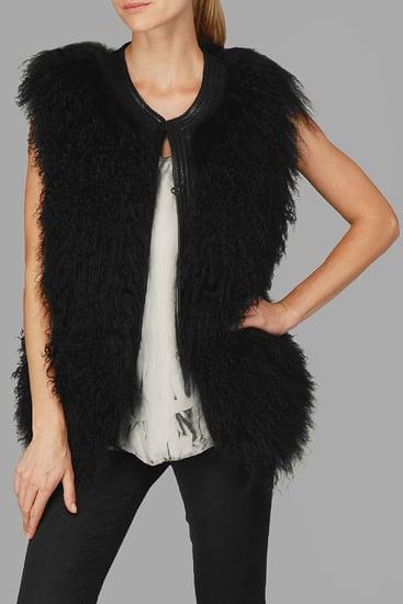 7 For All Mankind Fur Vest ($279.00)