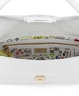 Simply Fab: Fendi Paint-Your-Own Baguette Tote