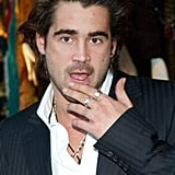 These Vintage Photos of Colin Farrell Are the Kinds of Things Your Parents Warned You About