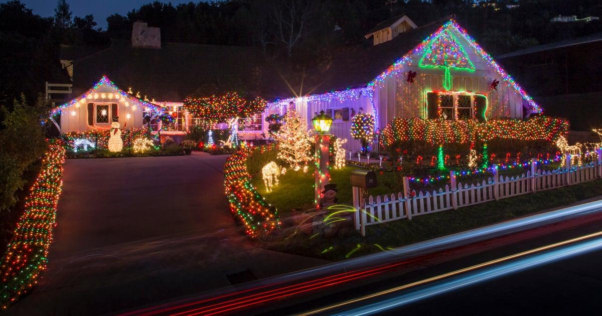 Christmas Light Installation Bellevue WA