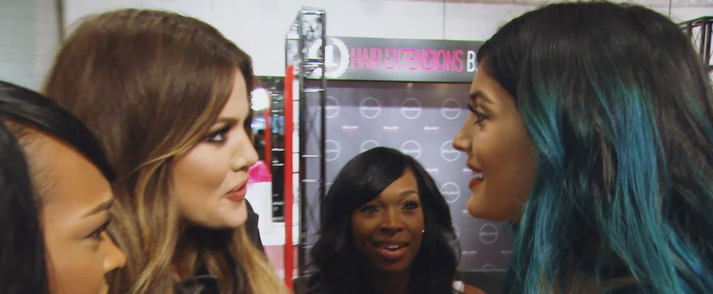 Kylie Jenner Plumps Her Lips | Video
