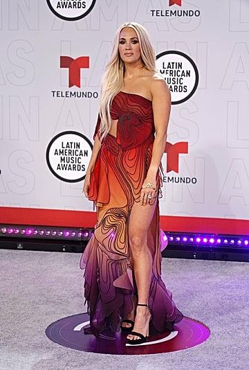 Carrie Underwood's Iris van Herpen Dress at the Latin AMAs