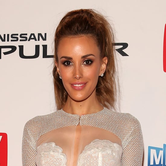 Pictures of Rebecca Judd at the 2013 Logies