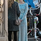 Remember Blair's Blue Wedding Dress From Gossip Girl? Elie Saab