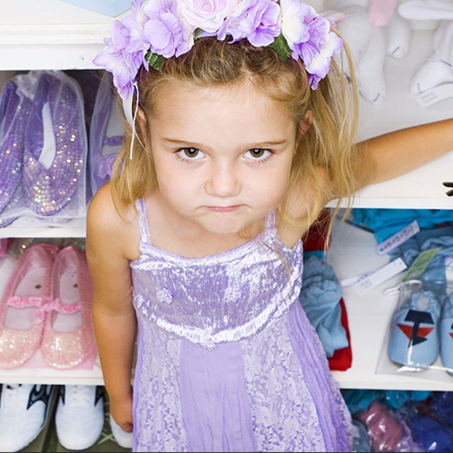 Signs of Spoiled Child   POPSUGAR Family