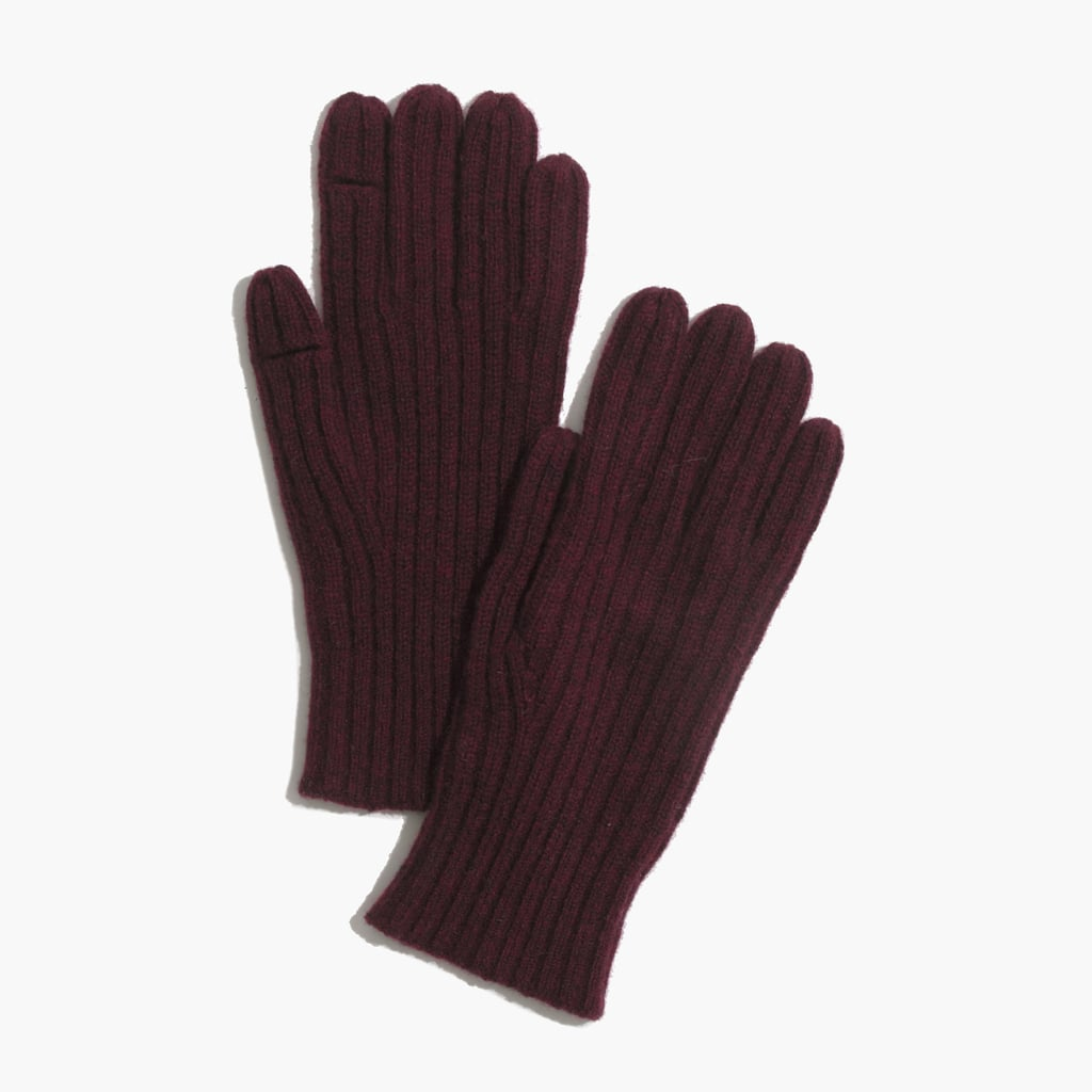 Madewell Knit Tech Gloves