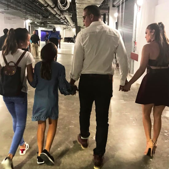 Alex Rodriguez Kids Jennifer Lopez July 2017