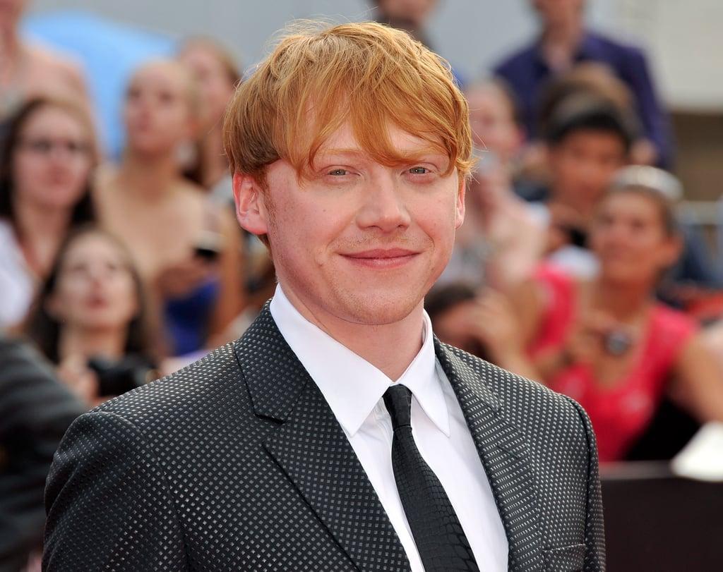 2011: Rupert and Georgia Start Dating