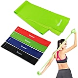 Yoassi Set of 5 Resistance Bands