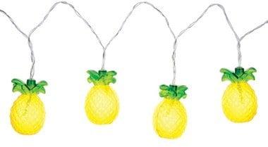 Pineapple String Lights ($25)