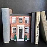 Paper House Bookshelf Insert