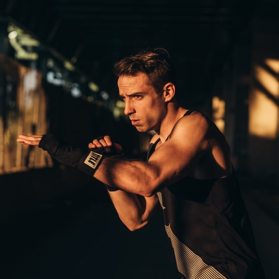 25-Minute Muscle-Building Boxing Workout: Anthony Crouchelli