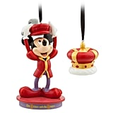 Mickey Mouse Through the Years Sketchbook Ornament Set