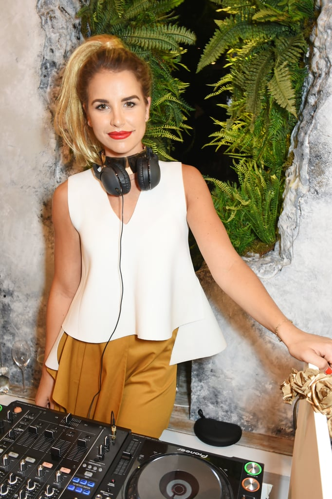 She Regularly DJs at Events