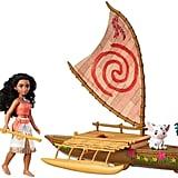 Hasbro Disney's Moana Starlight Canoe & Friends