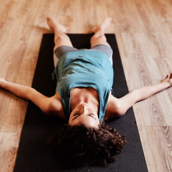 Relaxing Yin Yoga Sequence For Before Bed