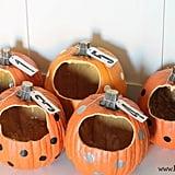 Pumpkin Toss