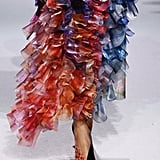 Mary Katrantzou Fall '19 Runway
