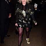 Debbie Harry at Marc Jacobs's Wedding