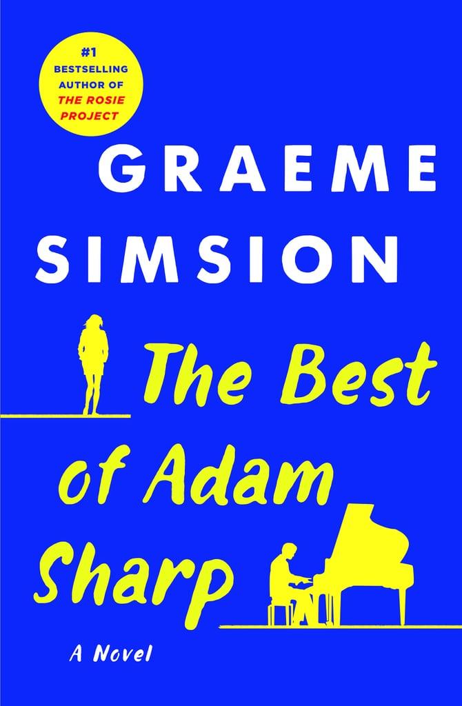 The Best of Adam Sharp by Graeme Simsion — Available May 2