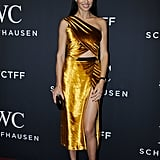 April at the IWC Gala Dinner in New York City