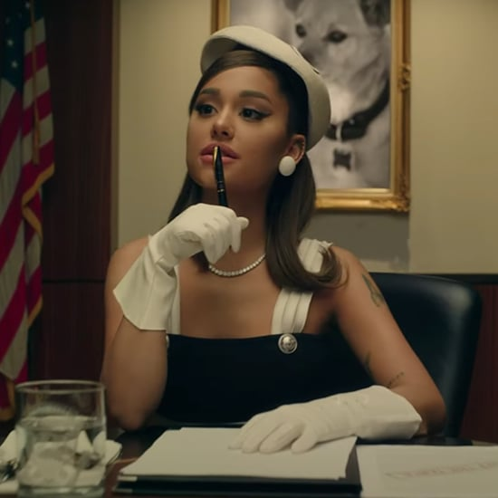 "Watch Ariana Grande's ""Positions"" Music Video"