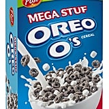 Post Oreo O's  Mega Stuf Cereal