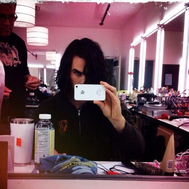 The Crazy Wig Selfie