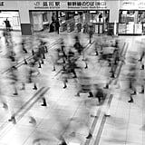 Honorable Mention, Places: Tokyo — Shinagawa Station