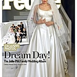 Angelina Jolie on Her Wedding Day