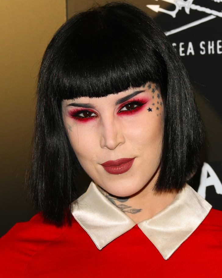 kat von d disqualified trump supporting makeup artist popsugar beauty australia. Black Bedroom Furniture Sets. Home Design Ideas