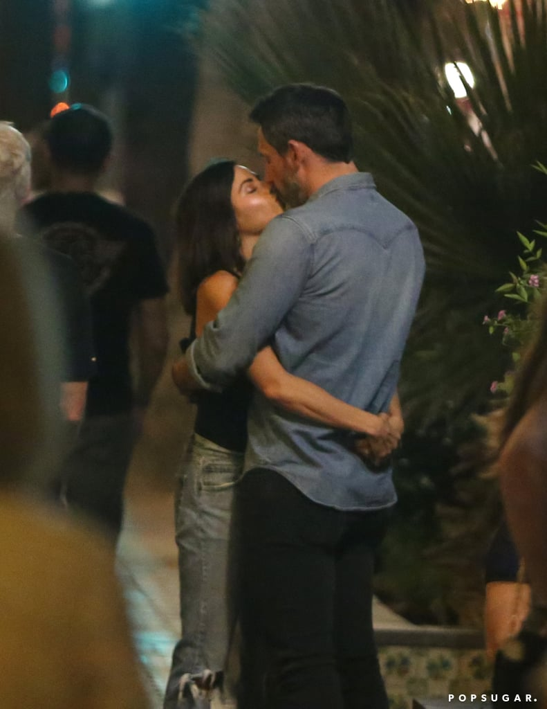 Things are continuing to heat up between Jenna Dewan and Steve Kazee. A day after confirming their romance with some sweet hand-holding in Cabazon, CA, the two were seen cozying up and locking lips in Palm Springs on Friday. The pair looked absolutely smitten as they held each other close in cute color-coordinated outfits. News began surfacing about the man in Jenna's life after she filed for divorce from ex Channing Tatum and started introducing Steve to friends at a party. Channing has also moved on and is reportedly dating singer Jessie J, but things seem to be just fine between the exes. They reunited over Halloween for some adorable trick-or-treating with their 5-year-old daughter, Everly.        Related:                                                                                                           Before Marrying Channing Tatum, Jenna Dewan Dated These 2 Celebrity Heartthrobs