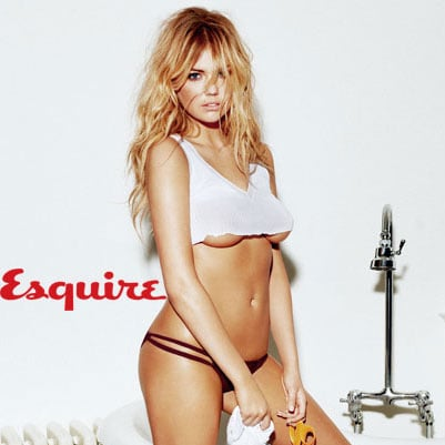 Kate Upton Jon Hamm Esquire Pictures 2012