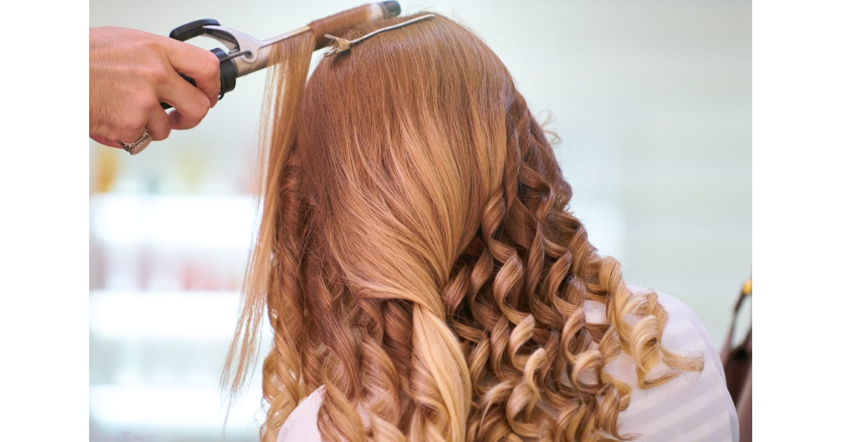 how to curl your hair with strips of cloth