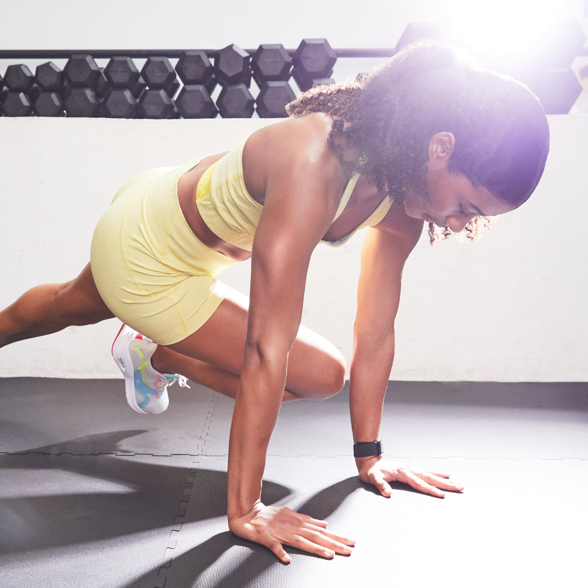 Trainer's Favourite Core Stability Exercises | POPSUGAR Fitness Australia