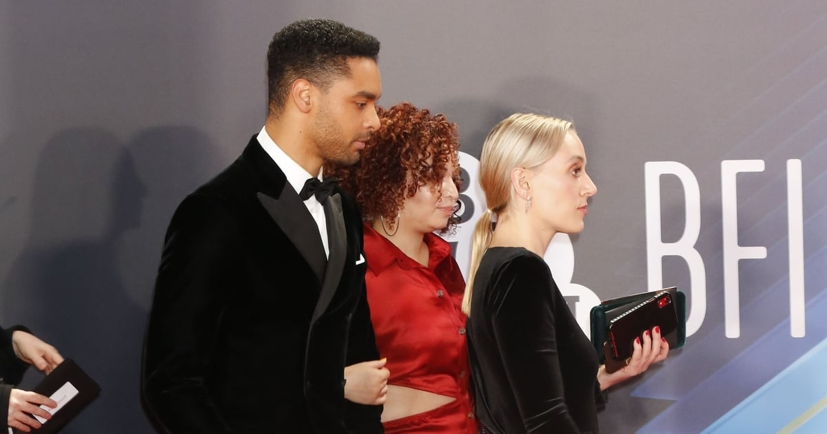 So Cute! Regé-Jean Page and Girlfriend Emily Brown Attend the London Film Festival Together.jpg
