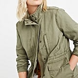 Madewell Surplus Cotton Jacket