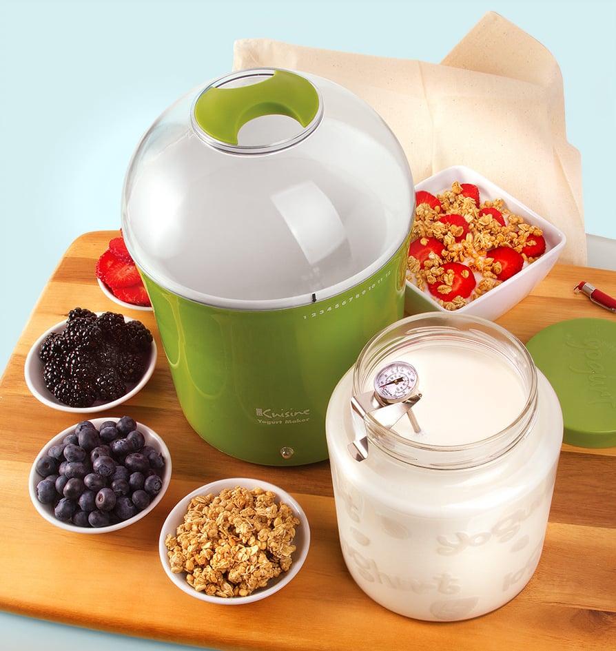 Yogurt and Greek Yogurt Maker | The Best Kitchen Gadgets For a ...