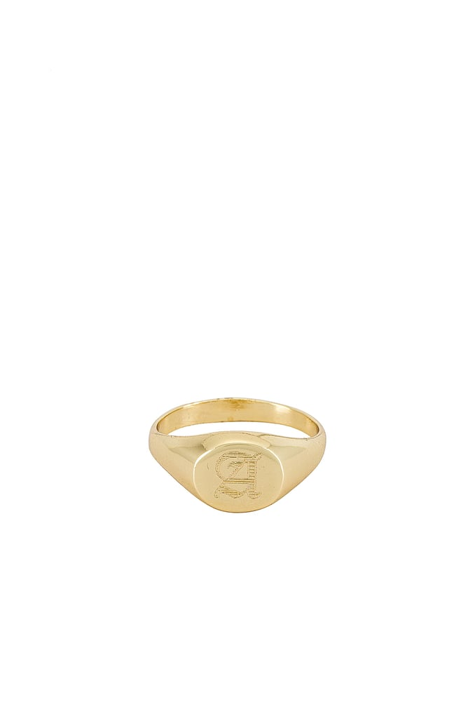 The M Jewelers NY Signet Ring