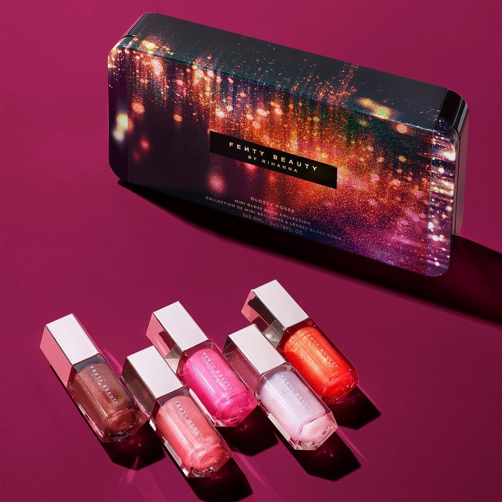 Fenty Beauty by Rihanna Glossy Posse Mini Gloss Bomb Set