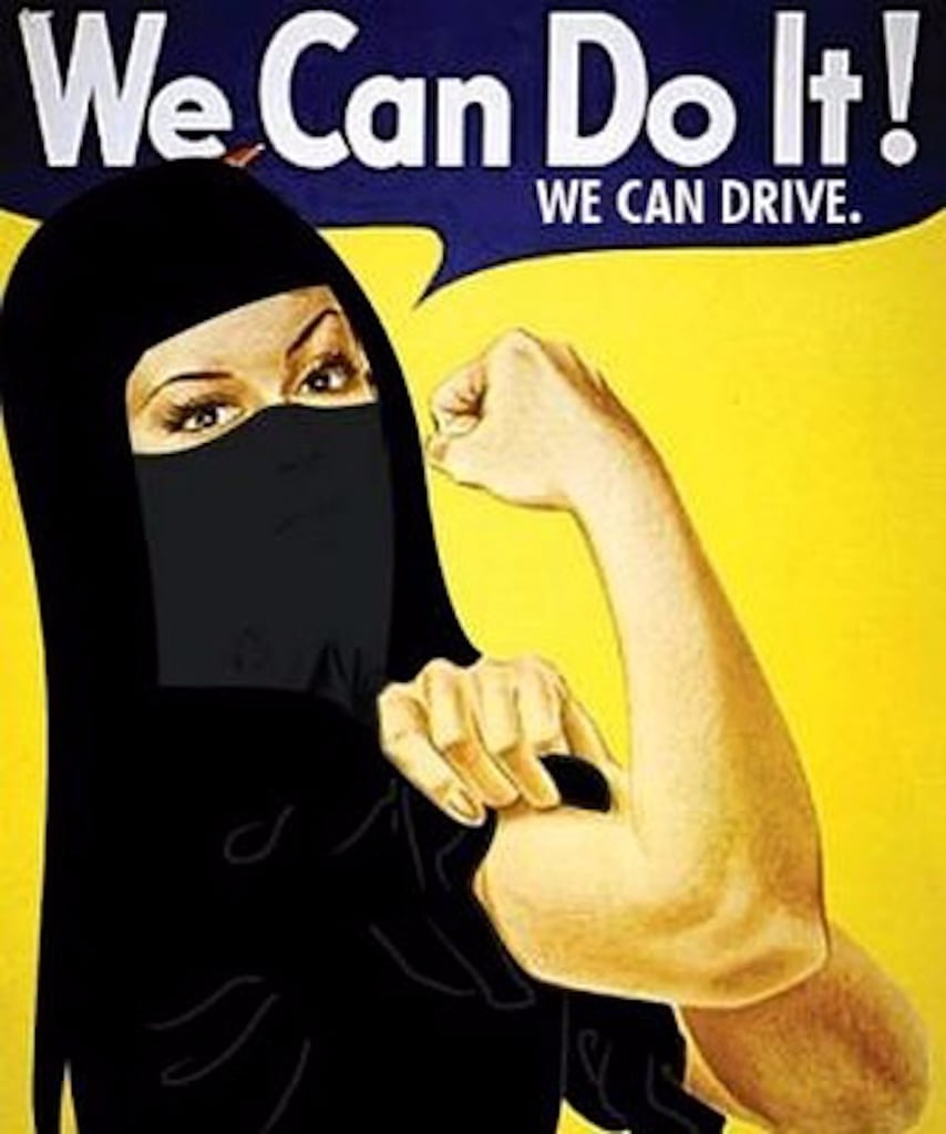 Women in Saudi Arabia Can Drive 2017