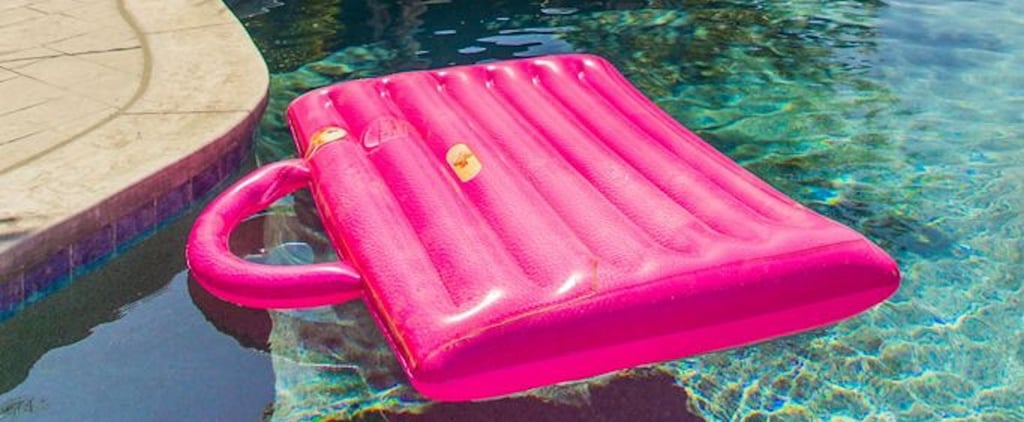 Bright Pink Purse Pool Float From Urban Outfitters