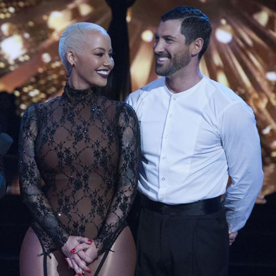 Amber Rose Apologizes to Julianne Hough on DWTS