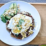 Huevos Rancheros With Spiralized Potato Tortilla