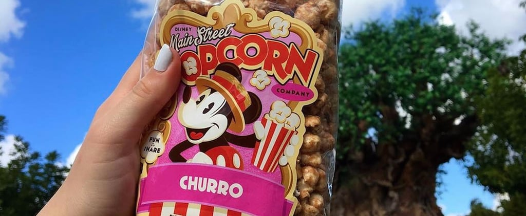 Churro, Sriracha, Maple Bacon, and Other Popcorn Flavors You Can Try at Disney