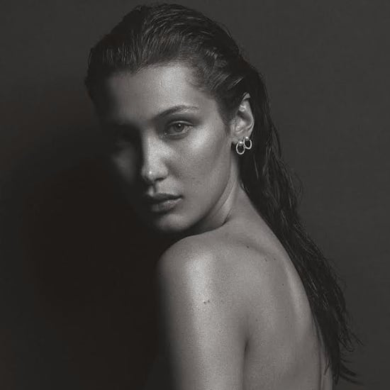 Bella Hadid Kate Moss Calvin Klein Ads in V Magazine 2017