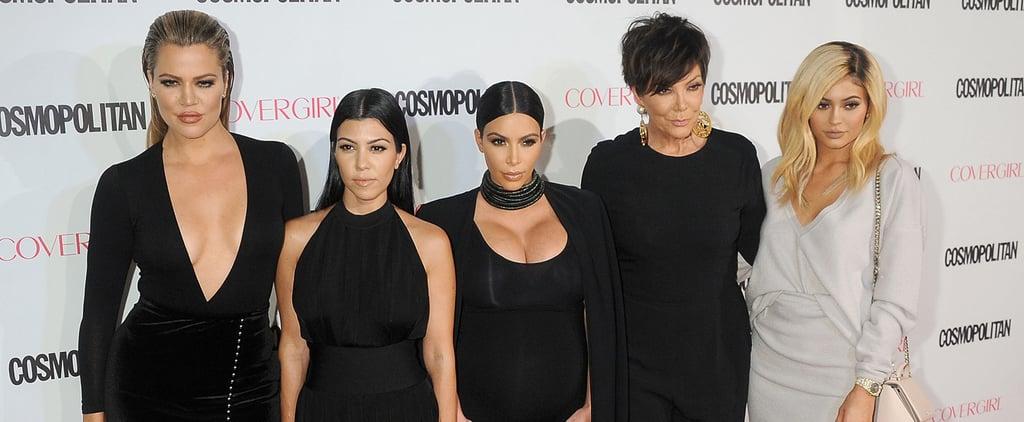 Kardashian Glam Rooms
