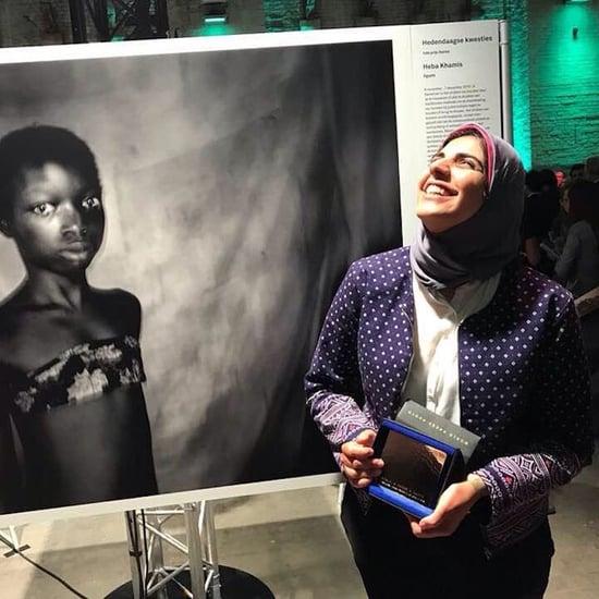 المصريّة هبة خميس تفوز بجائزة صور الصحافة العالميّة 2018