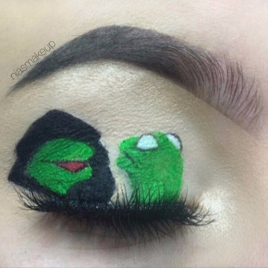 Eye Makeup Inspired by Memes