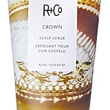 Best Scalp Scrub: R+Co Crown Scalp Scrub